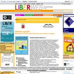 - Il mondo dell'editoria per bambini e ragazzi, in rete