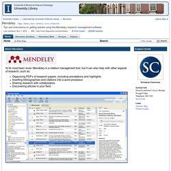 Home - Mendeley