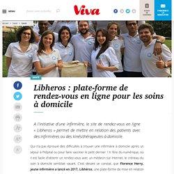 Libheros : plate-forme de rendez-vous en ligne pour les soins à domicile