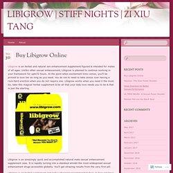 Buy Libigrow Online