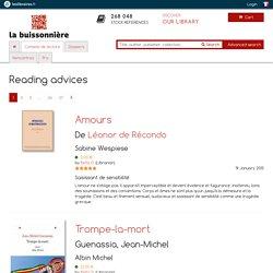 Librairie La Buissonnière - Reading advices