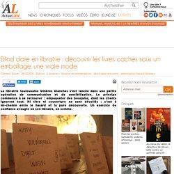 Blind date en librairie : découvrir les livres cachés sous un emballage, une vraie mode