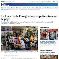 Genève: La librairie de l'imaginaire s'apprête à tourner la page