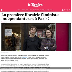 La première librairie féministe indépendante est à Paris !