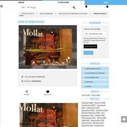 Librairie Mollat Bordeaux - Scène de crime en folio