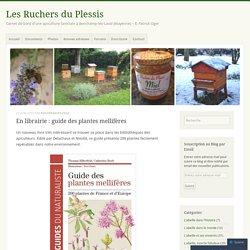 En librairie : guide des plantes mellifères