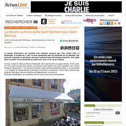La librairie La Hune quitte Saint-Germain pour Saint-Germain