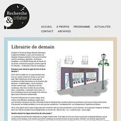 Librairie de demain - Recherche et création