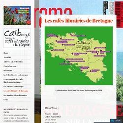 Les cafés-librairies de Bretagne