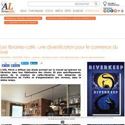 Les librairies-café : une diversification pour le commerce du livre