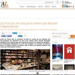 Les Français ont retrouvé le chemin des librairies indépendantes