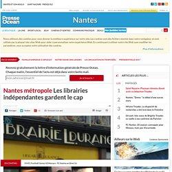 Nantes métropole. Les librairies indépendantes gardent le cap