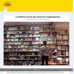 La difficile survie des librairies indépendantes - Le 24 heures