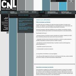 Subventions à la création et au développement de sites collectifs d'éditeurs et de libraires - CNL
