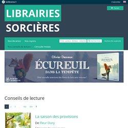 Librairies Sorcières (critiques)