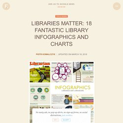 Libraries matter: 18 fantastic library infographics and charts