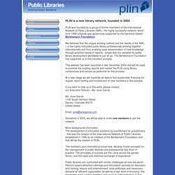 Public Libraries International Network