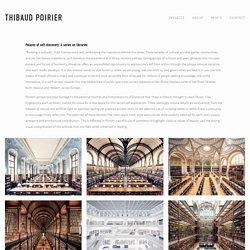 Libraries — Thibaud Poirier