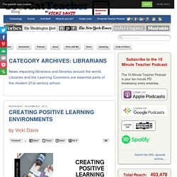 Libraries: trends, news, and ideas