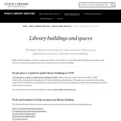 Library Buildings and Spaces