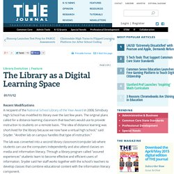 The Library as a Digital Learning Space