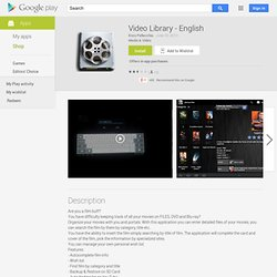Video Library - English