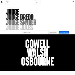 Brand font licensing & custom fonts