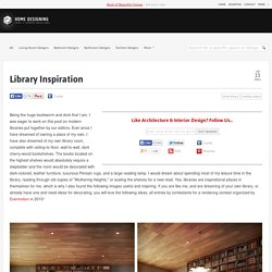 Library Inspiration