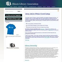 Jobline of Illinois - ila.org