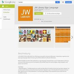 JW Library SL