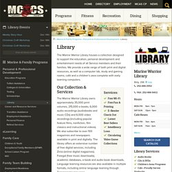 Library - MCCS Cherry Point