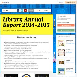 Smore Newsletters for Education