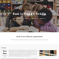 Library Organization - The Library Ninja