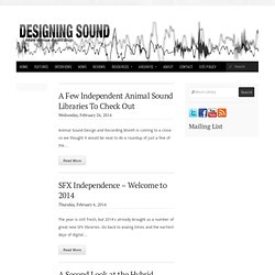 Designing Sound » Search Results » Boom Library