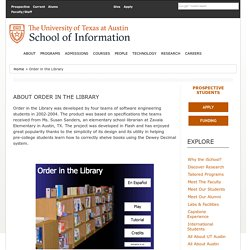 University of Texas at Austin School of Information