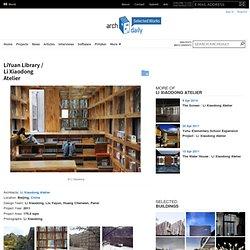LiYuan Library / Li Xiaodong Atelier