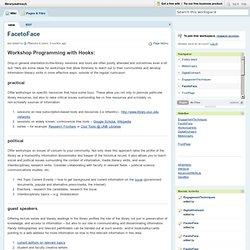 libraryoutreach / FacetoFace