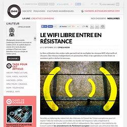 Le wifi libre entre en résistance