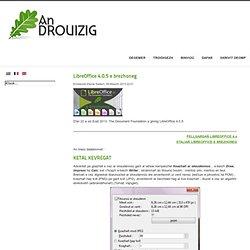 LibreOffice 4.0.2 e brezhoneg