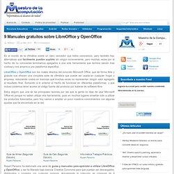 Manuales gratuitos sobre LibreOffice y OpenOffice
