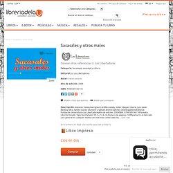 Libro Sacasales y otros males - U. Los Libertadores - lalibreriadelaU.com - Conocimiento y Cultura