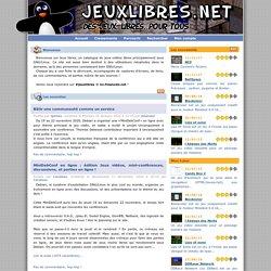 Jeux libres . net : des jeux libres, pour tous !-Mozilla Firefox