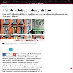 Libri di architettura disegnati bene