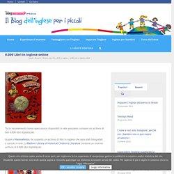 Il blog dell'inglese per i bambini