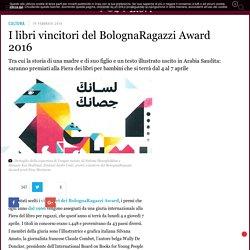 I libri vincitori del BolognaRagazzi Award 2016