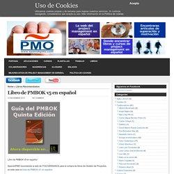 Libro de PMBOK v5 en español