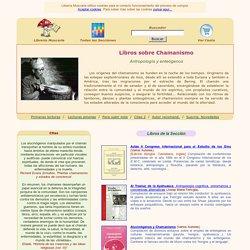 LIBROS SOBRE CHAMANISMO Y ENTEOGENOS