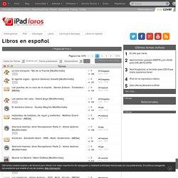 Libros en español - Página 3