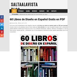 60 Libros de Diseño en Español Gratis en PDF