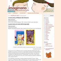 Libros - Imaginaria No. 81 - 17 de julio de 2002